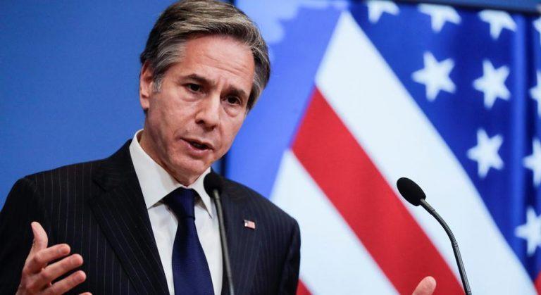 U.S. Secretary of State Antony Blinken will travel to Costa Rica today