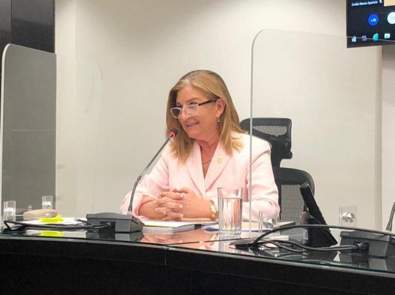 "Attorney General Emilia Navas Takes ""Early Retirement"""