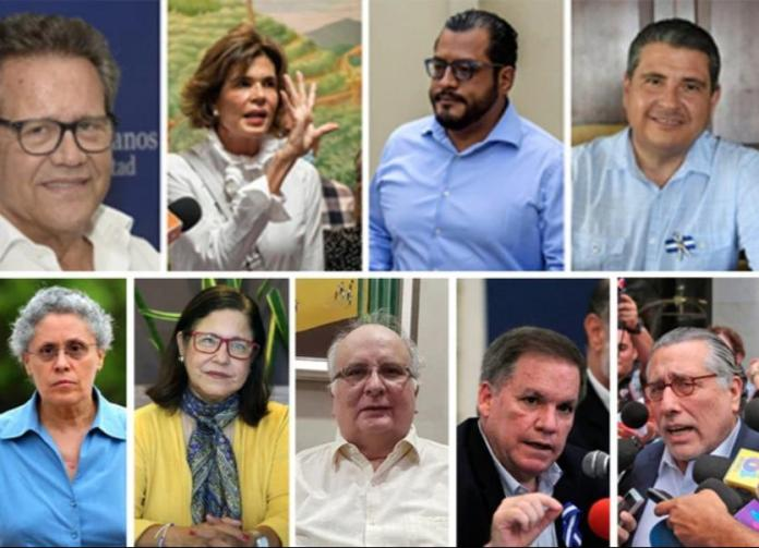 Ortega government accuses imprisoned opponents of receiving money from the United States to overthrow him
