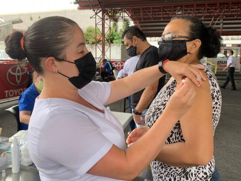 Costa Rica cannot feel safe from covid-19 before having about 80% of  population vaccinated