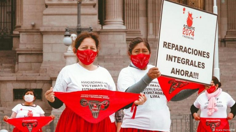 """Peru and the wound of forced sterilizations: a """"historical debt"""""""
