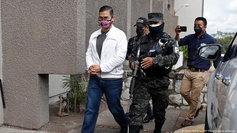 Honduras convicts former executive in activist's murder