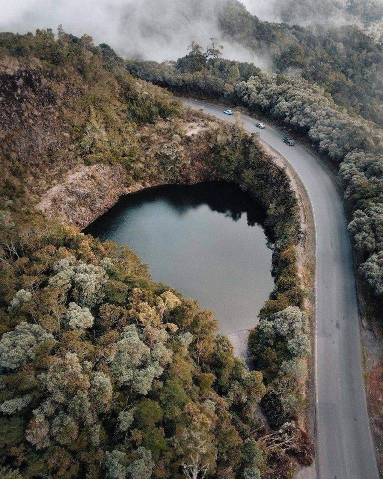 """The famous """"Cerro de la muerte"""" … Why is it called that?"""