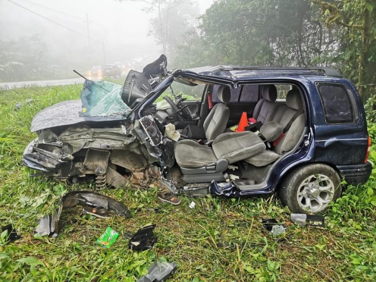Teacher who miraculously survived a crash seeks another miracle, witnesses
