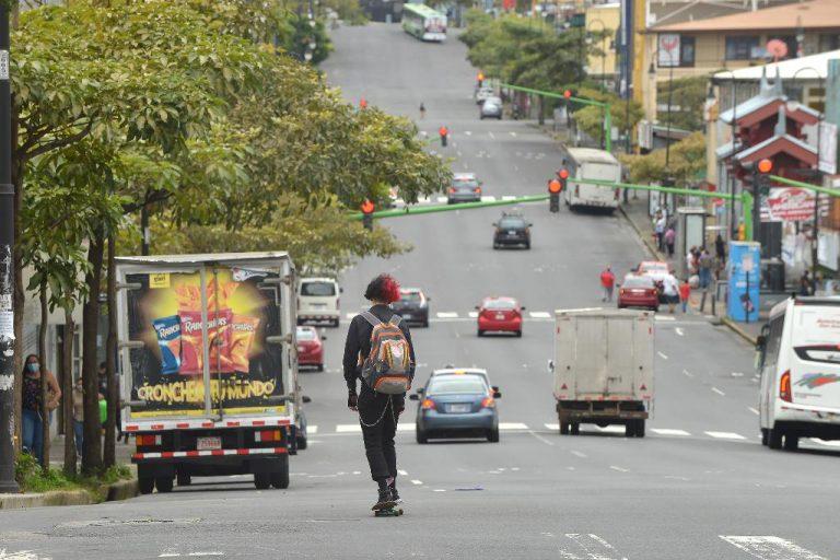 San José air pollution decreases in health crisis