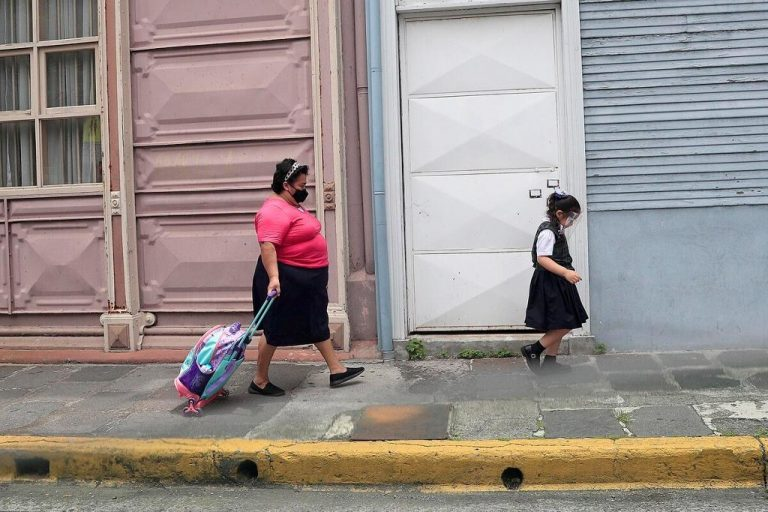 Back to school on Monday as Costa Rica reopens public schools