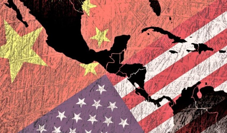 What's Behind China's Growing Push into Central America?