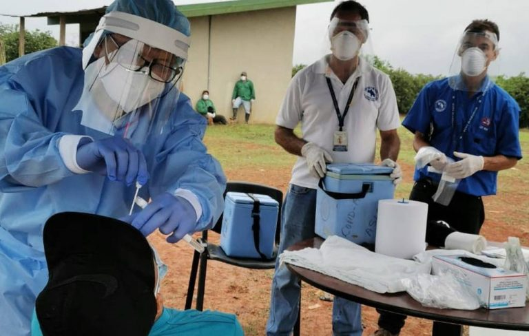 Finally, migrant population in Costa Rica will be vaccinated against covid-19