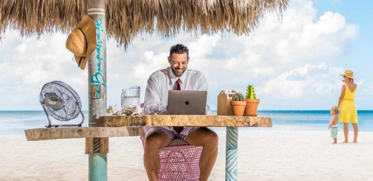 Is the great digital-nomad workforce actually coming?