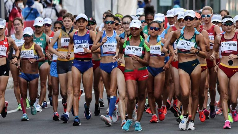Noelia Vargas closed the participation of Costa Rica in the Olympic Games
