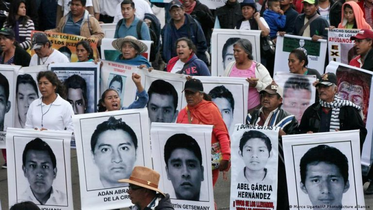 90,000 people have disappeared amid Mexico's drug war