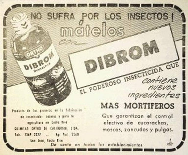 50 years ago today: Four poisoned with insecticide in Santa Ana
