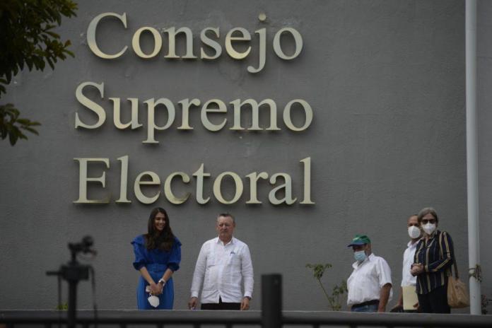 Ortega regime arrests former Miss Nicaragua running for vice president