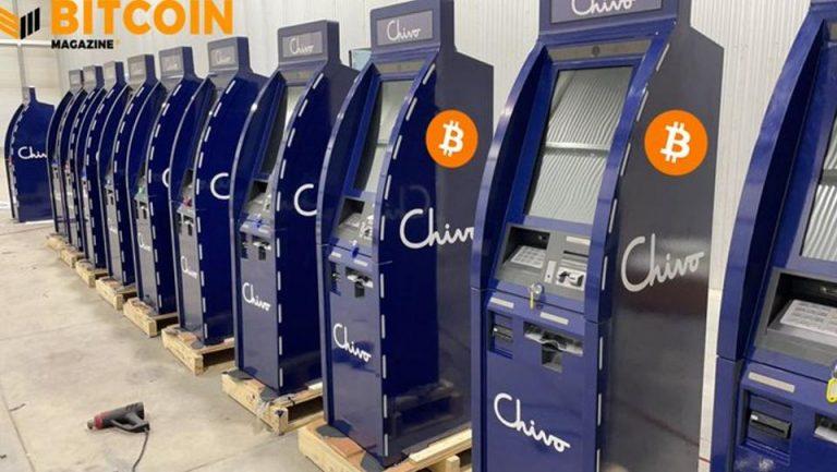 El Salvador begins installing bitcoin ATMs
