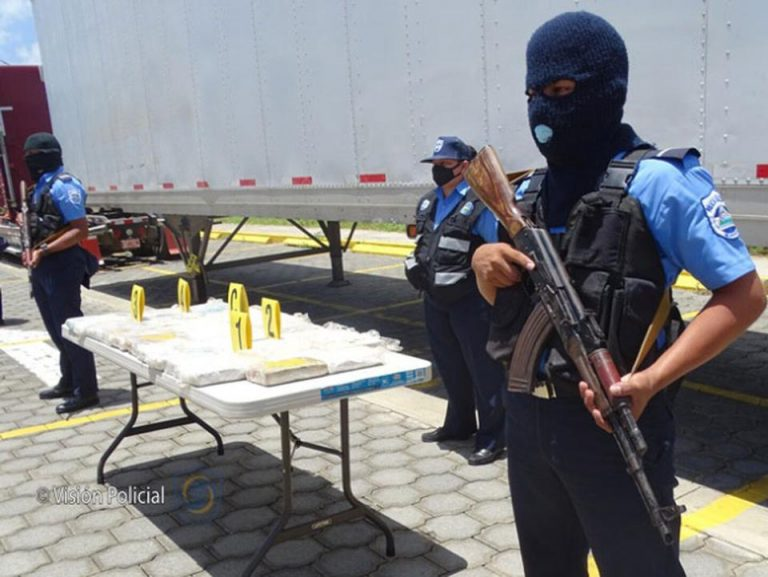 Tico arrested in Nicaragua with 35 kg of cocaine