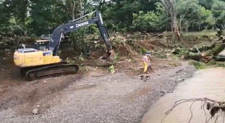 Rains wreak havoc in Garabito: Municipality requires permits to act