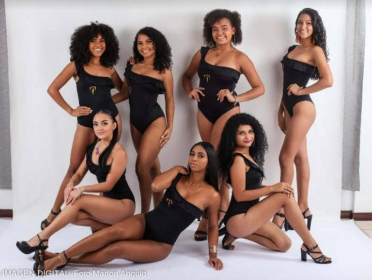 Miss Earth Limón 2021 will crown her queen this Saturday