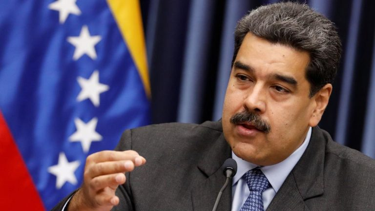 Venezuela: President Maduro Says Contacts With Guaido-Led Opposition Going Well