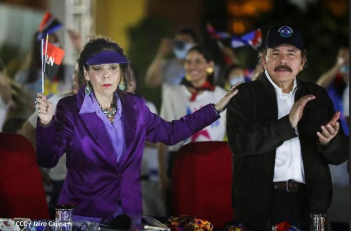 Nicaragua's VP calls priests and bishops 'devils'