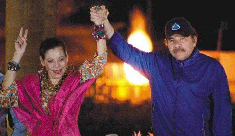 Nicaragua: Daniel Ortega and Rosario Murillo, no expiration date