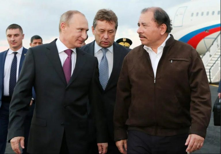 Nicaragua is Russia's Entry Point into Central America