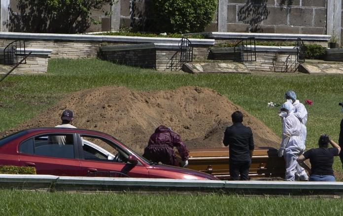 Covid-19 deaths skyrocket throughout September in Nicaragua