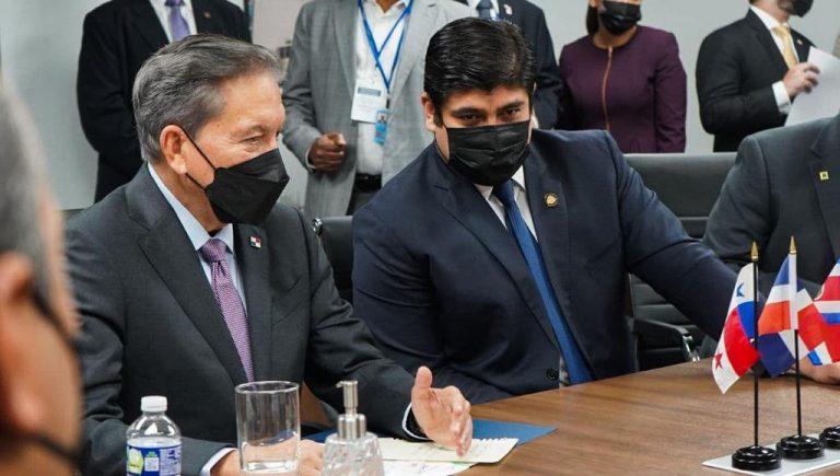 Costa Rica, Panama and Dominican Republic seek a solution for Haiti