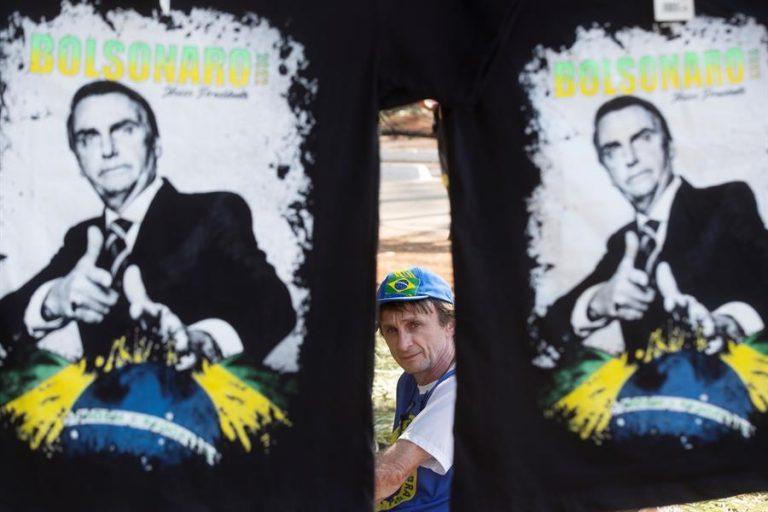Marches in favor of Bolsonaro shake the Progressive International