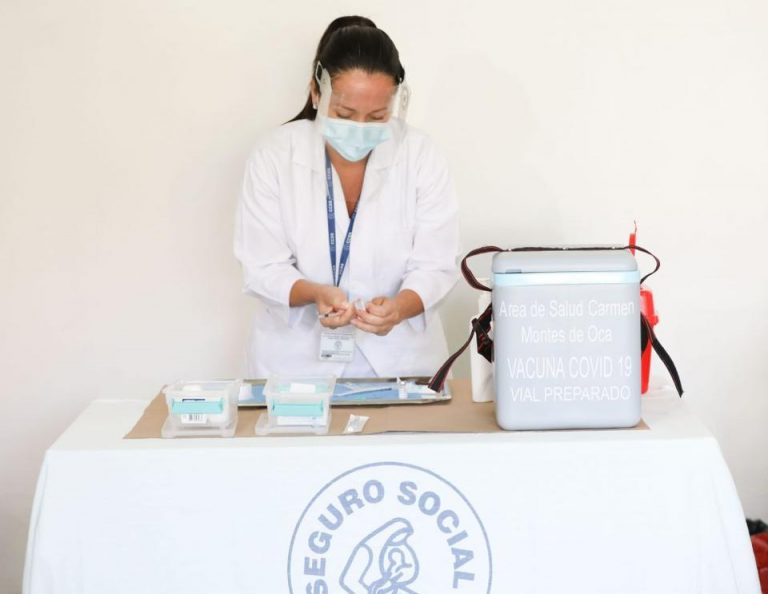 Costa Rica reaches 77% vaccination against covid-19