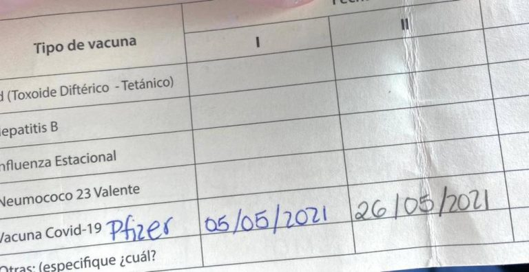 Certificate of vaccination against covid-19 can be apostilled through Correos de Costa Rica