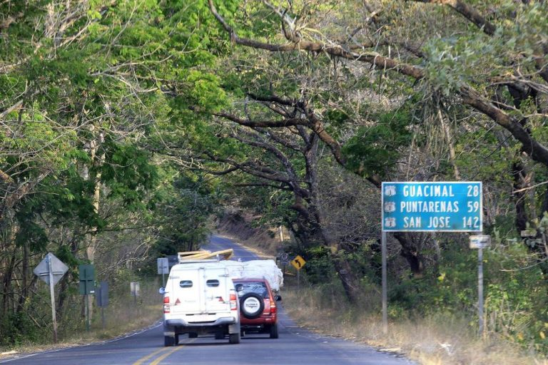 Will it be possible to travel from Barranca to Liberia in less than two hours?