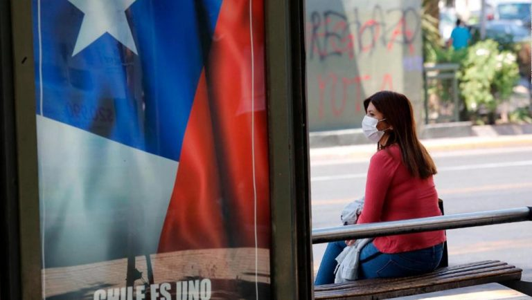 Chile among the 5 countries that are opening up and living with Covid