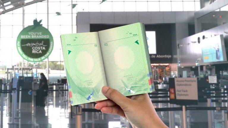 Costa Rica will have a biometric passport in 2022