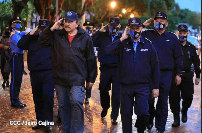 """Ortega calls on citizens not to stay """"locked up"""" at home"""