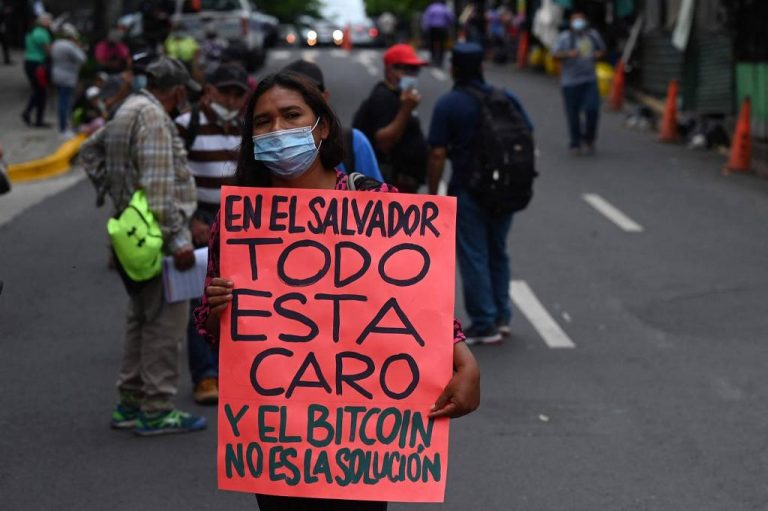 El Salvador will adopt bitcoin as currency amid strong skepticism