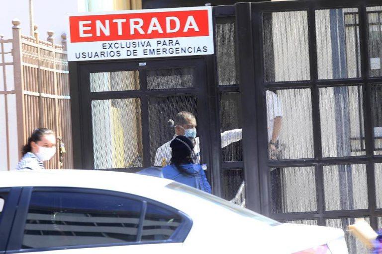 San Juan de Dios refers emergencies to other hospitals