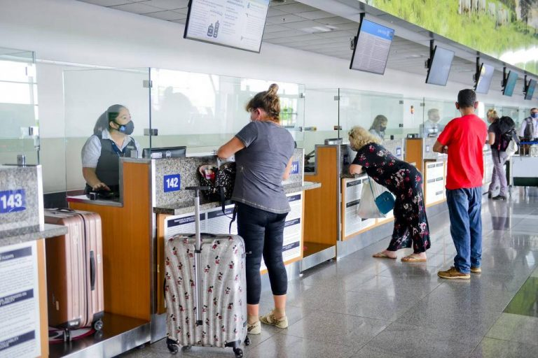 Guanacaste airport adds third month with passenger traffic similar to the prepandemic