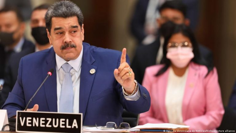 Mexico finds a Latin American ally in Venezuela's Maduro