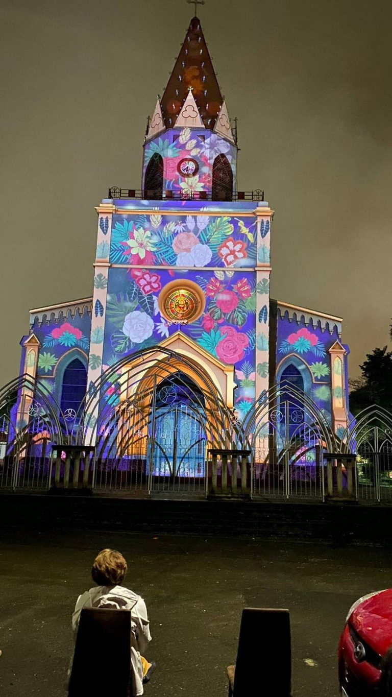 History of the bicentennial will be screened in the Moravia church