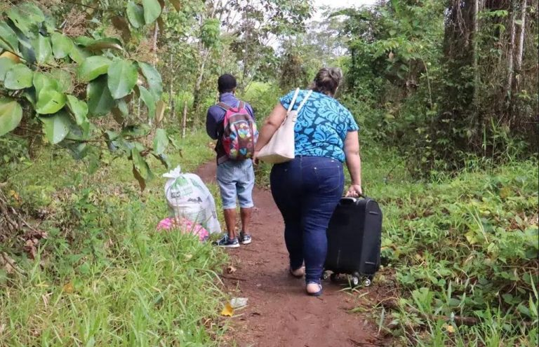 More than 22,000 Nicaraguans request refuge in Costa Rica in 2021