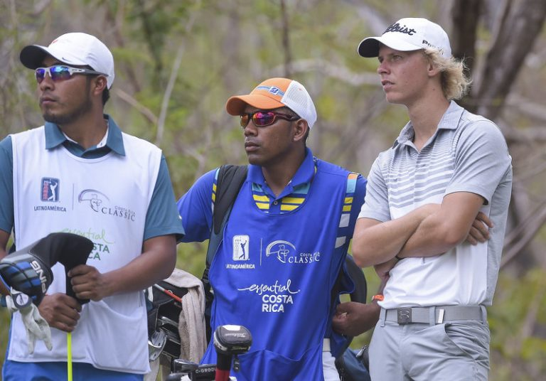 Will Paul Chaplet ever fly the flag for Costa Rica on the PGA Tour?