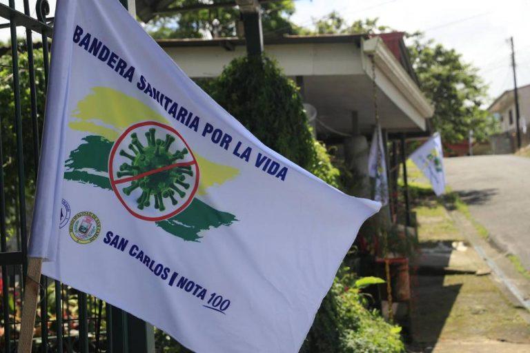 San Carlos communities raise flag for vaccination