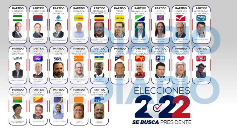 2022 Elections Will Have 25 Candidates For the Presidential Chair