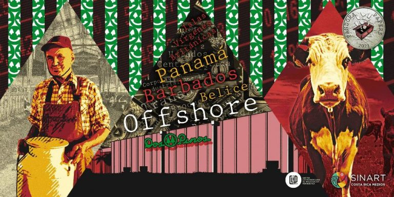 Dos Pinos, three offshore, cooperative and transnational
