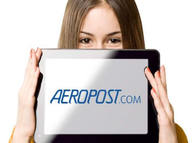 CAREFUL, very careful with Aeropost charges on packages