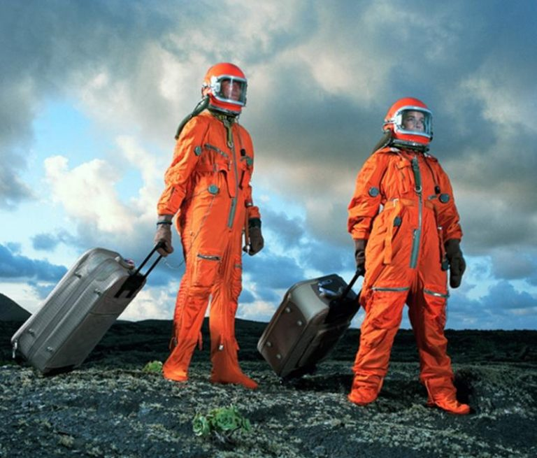 Space, the final frontier: Millionaires and celebrities, for now the only space tourists