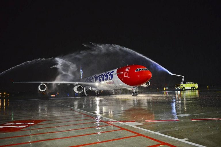 Edelweiss will fly for the first time to Guanacaste from Switzerland