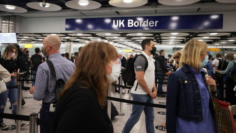 The United Kingdom clarifies that Costa Ricans will have to quarantine