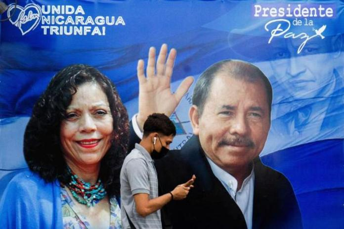 Nicaragua steps up press crackdown ahead of November 7 presidential election