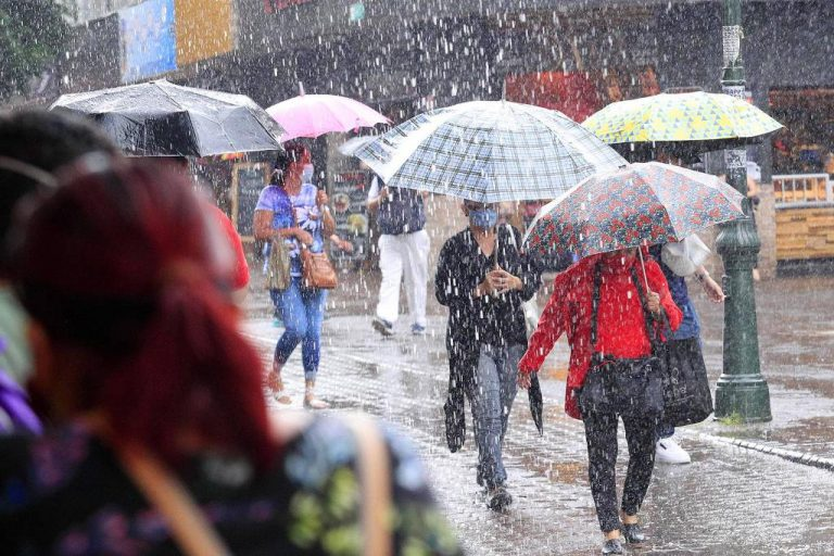 IMN expects the return of heavy downpours starting this Monday
